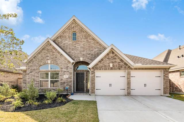 2717 Bethel Springs Lane, League City, TX 77573 (MLS #24682362) :: Texas Home Shop Realty