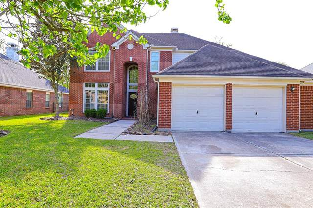 18231 Bluewater Cove Drive, Humble, TX 77346 (MLS #24683642) :: The Sansone Group