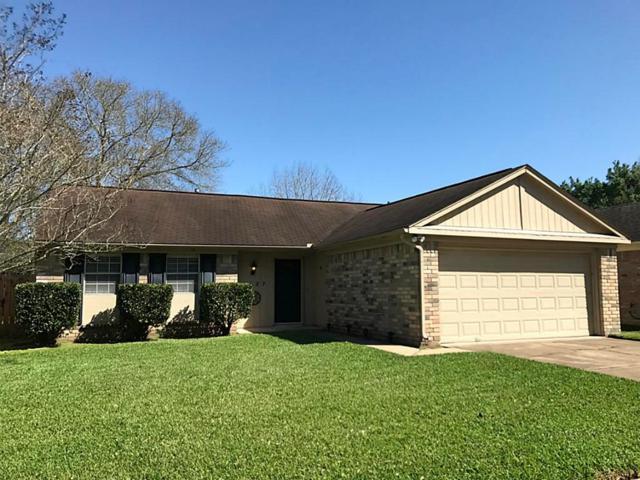 3927 Windmill Street, Sugar Land, TX 77479 (MLS #24688496) :: Texas Home Shop Realty