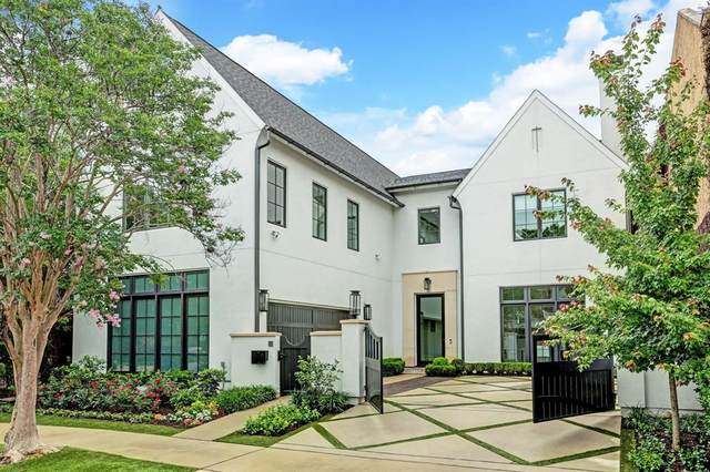 2201 Kingston Street, Houston, TX 77019 (MLS #24689813) :: Texas Home Shop Realty