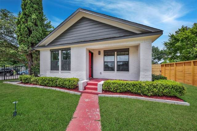 1501 Hamblen Street, Houston, TX 77009 (MLS #24691007) :: The Home Branch