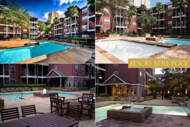 2400 Mccue Road #322, Houston, TX 77056 (MLS #24696463) :: Texas Home Shop Realty