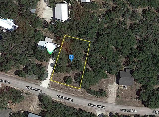 1053 High Point Lane, Spring Branch, TX 78070 (MLS #24699436) :: The Home Branch