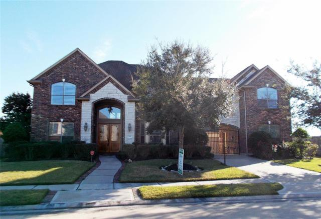 12410 Garden Field Lane, Pearland, TX 77584 (MLS #24701706) :: The Sansone Group