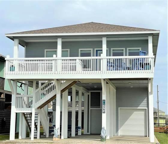 2763 Tradewinds Lane, Crystal Beach, TX 77650 (MLS #24718162) :: My BCS Home Real Estate Group