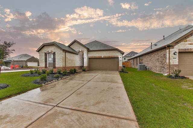 1707 Dunbar Drive, Richmond, TX 77469 (MLS #24727991) :: Texas Home Shop Realty