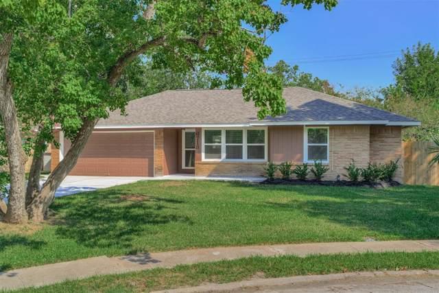 6718 Sylmar Road, Houston, TX 77074 (MLS #24734932) :: Giorgi Real Estate Group