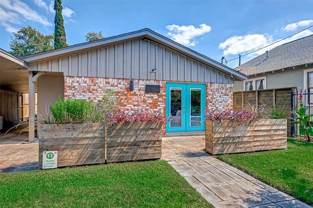 1244 Oxford Street, Houston, TX 77008 (MLS #24736518) :: Caskey Realty