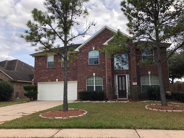 11312 Windy Dawn Dr, Pearland, TX 77584 (MLS #24746620) :: Texas Home Shop Realty
