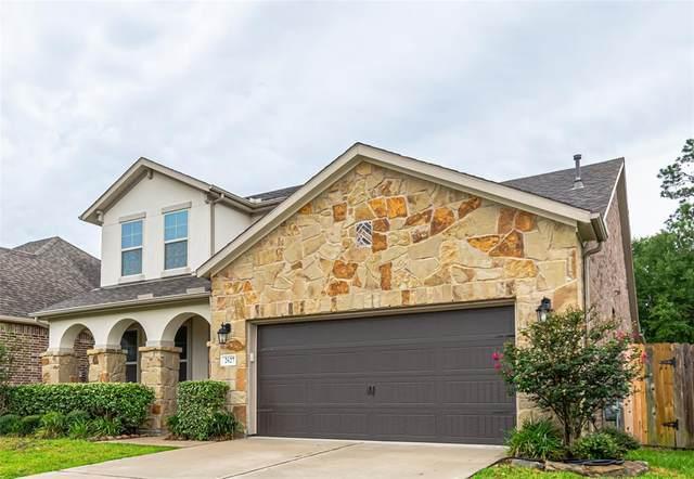 2627 Cedar Path Lane, Conroe, TX 77385 (MLS #24752543) :: Giorgi Real Estate Group