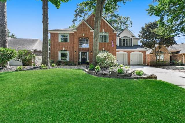 2923 Maple Bend Drive, Kingwood, TX 77345 (MLS #24761364) :: Parodi Group Real Estate