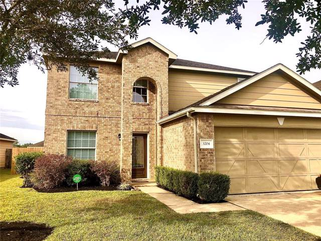 3204 N Trail Hollow Drive, Pearland, TX 77584 (MLS #24770721) :: Texas Home Shop Realty