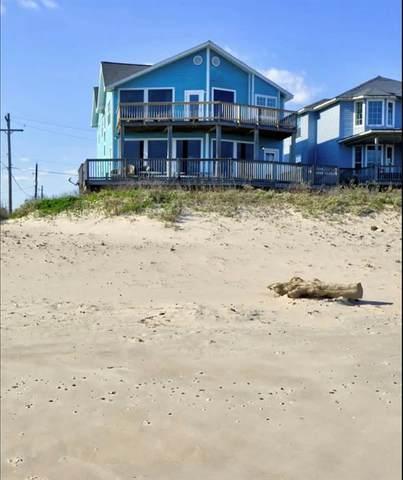 122 Starfish Street, Surfside Beach, TX 77541 (MLS #24775413) :: The Bly Team
