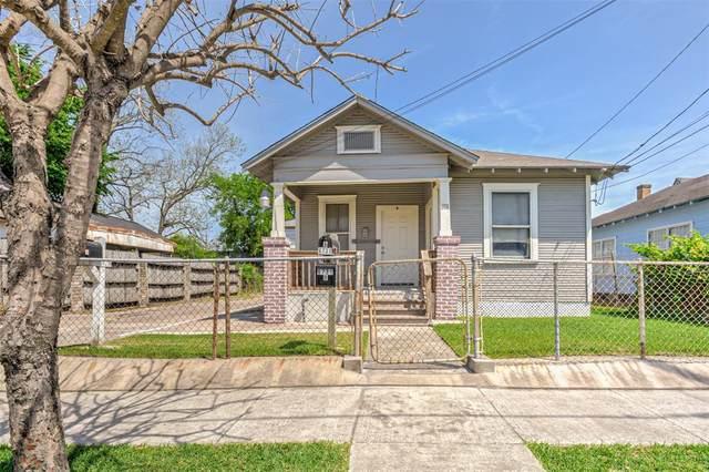 6729 Avenue Q B, Houston, TX 77011 (MLS #24786269) :: My BCS Home Real Estate Group