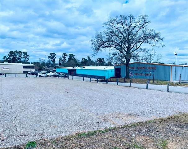 916 Wilson Road, Conroe, TX 77301 (MLS #24787407) :: Giorgi Real Estate Group