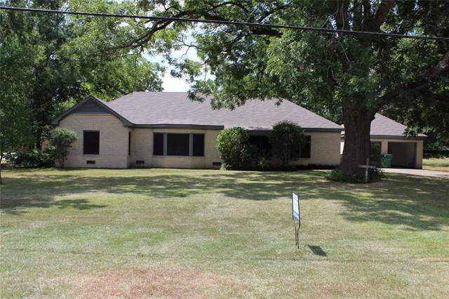 1243 E Goliad Avenue, Crockett, TX 75835 (MLS #24792594) :: NewHomePrograms.com LLC