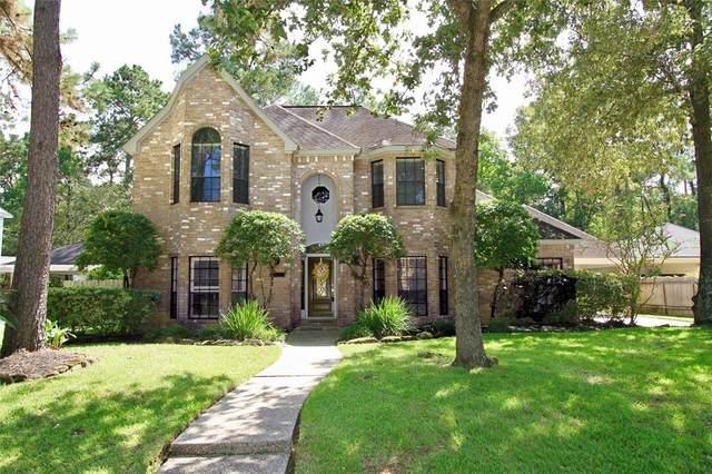 1419 Lofty Maple Trail, Kingwood, TX 77345 (MLS #24795960) :: My BCS Home Real Estate Group
