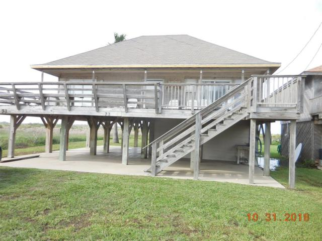 423 Beachfront Drive, Matagorda, TX 77457 (MLS #24797175) :: The SOLD by George Team