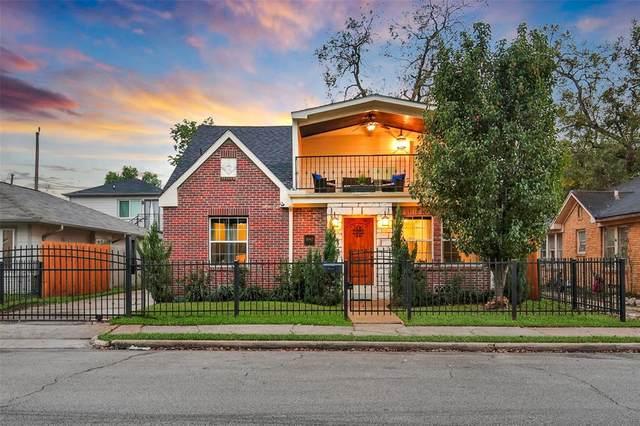 5042 Jefferson Street, Houston, TX 77023 (MLS #24800202) :: Christy Buck Team