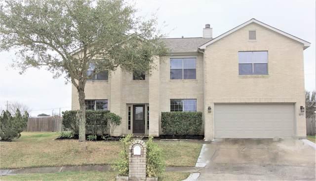 16711 Bending Creek Lane, Friendswood, TX 77546 (MLS #24803821) :: The SOLD by George Team
