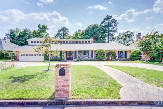 205 Muirfield Drive, Lufkin, TX 75901 (MLS #24817409) :: Texas Home Shop Realty