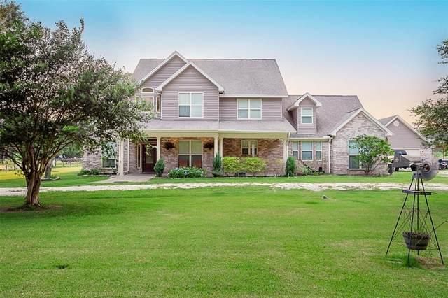 16198 G W Jones Sr Road, Sour Lake, TX 77659 (MLS #24818168) :: All Cities USA Realty