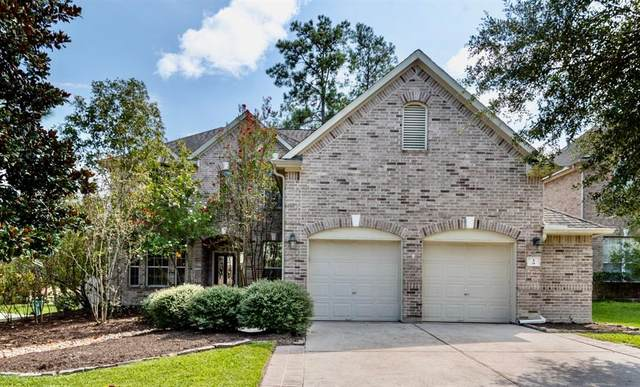 3 Pomerelle Place, The Woodlands, TX 77382 (MLS #24825257) :: The Parodi Team at Realty Associates