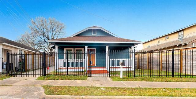 303 Blanche Street, Houston, TX 77011 (MLS #24825602) :: Michele Harmon Team