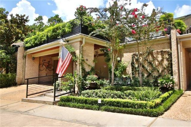 201 Vanderpool Lane #43, Houston, TX 77024 (MLS #24838050) :: Texas Home Shop Realty