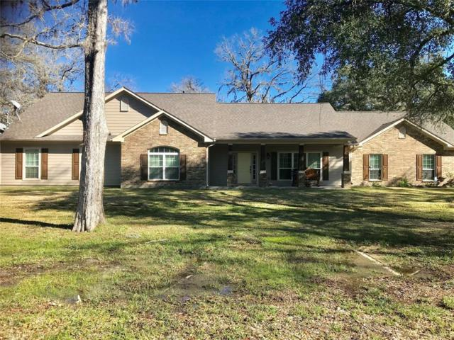 13519 W Brazos Bend Drive, Needville, TX 77461 (MLS #24841640) :: Texas Home Shop Realty