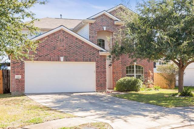 2810 Harte Court, Katy, TX 77449 (MLS #24856618) :: The Heyl Group at Keller Williams