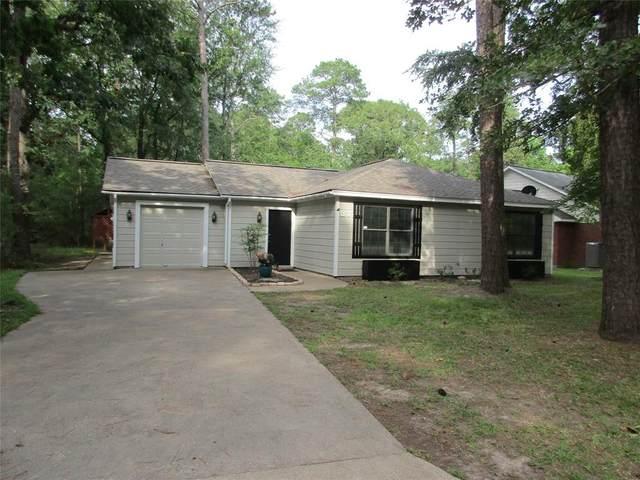 37 Spreading Oak, Trinity, TX 75862 (MLS #2486189) :: The Heyl Group at Keller Williams