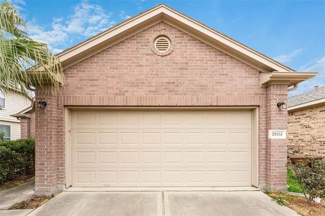 25114 Florina Ranch Drive, Katy, TX 77494 (MLS #24879638) :: The Parodi Team at Realty Associates