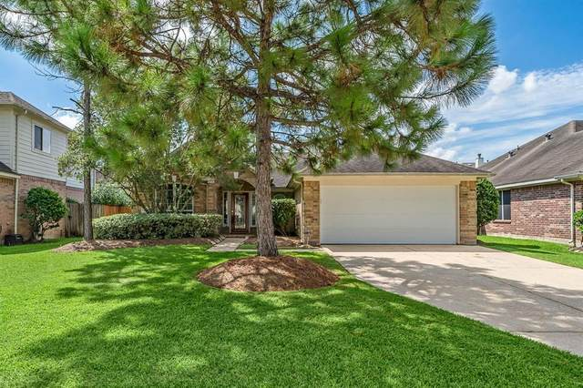 11316 Sunlit Bay Drive, Pearland, TX 77584 (MLS #24886630) :: The SOLD by George Team