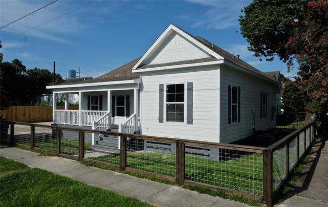 2021 Keene Street, Houston, TX 77009 (MLS #24895224) :: Texas Home Shop Realty