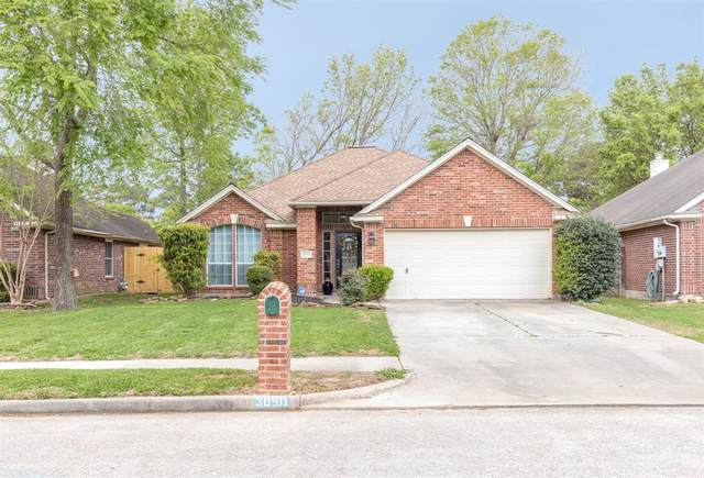 30911 Trinket Drive, Spring, TX 77386 (MLS #24901277) :: Homemax Properties