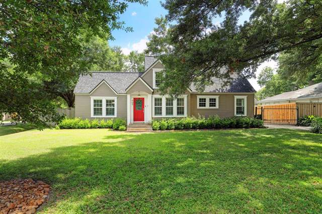 403 W 31st Street, Houston, TX 77018 (MLS #24904540) :: The Heyl Group at Keller Williams