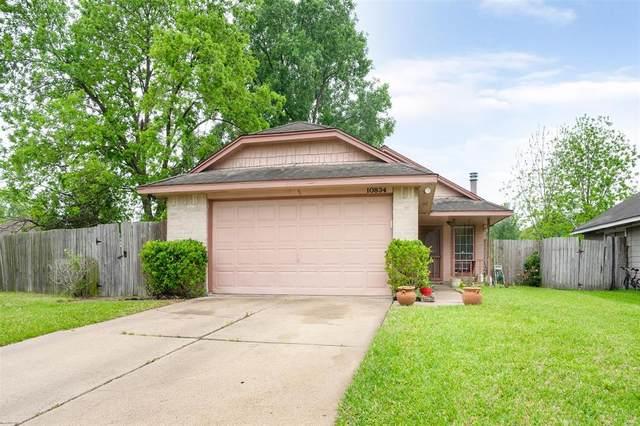 10834 Parkland Woods Drive, Sugar Land, TX 77498 (MLS #24910127) :: The Sansone Group