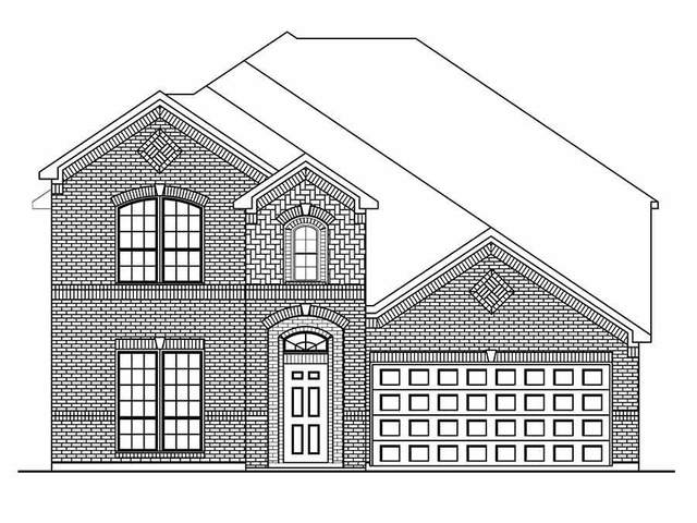646 W Linnwood Drive, New Caney, TX 77357 (MLS #24913557) :: The Sansone Group