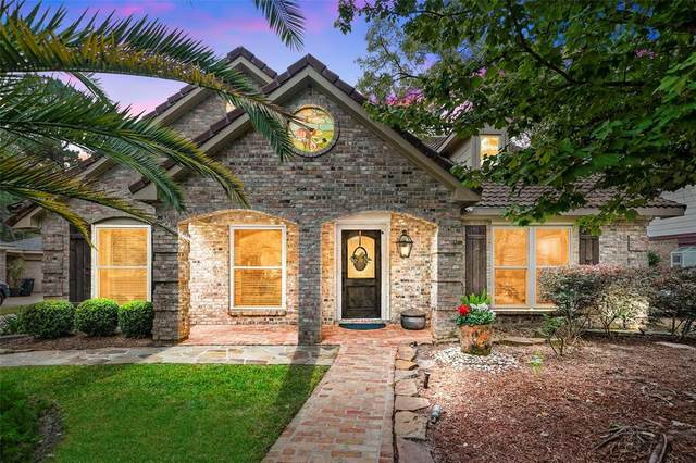 3207 Knoll Manor Drive, Kingwood, TX 77345 (MLS #24920226) :: The Freund Group