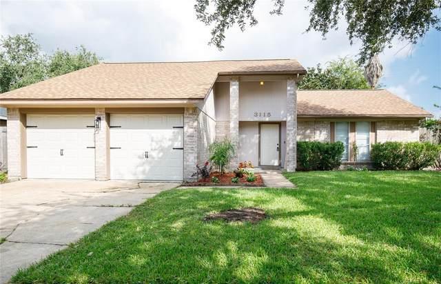 3115 Pilgrims Point Lane, Pearland, TX 77581 (MLS #24929151) :: EW & Associates Realty, LLC