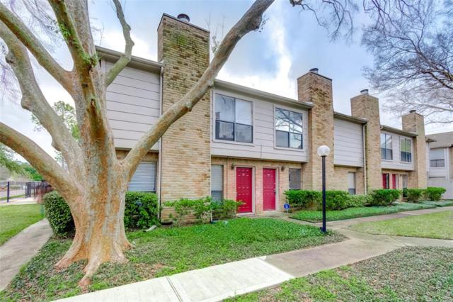 2110 Wilcrest Drive #141, Houston, TX 77042 (MLS #24936914) :: Texas Home Shop Realty