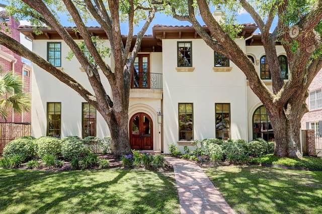3738 Overbrook Lane, Houston, TX 77027 (MLS #24937457) :: The Home Branch