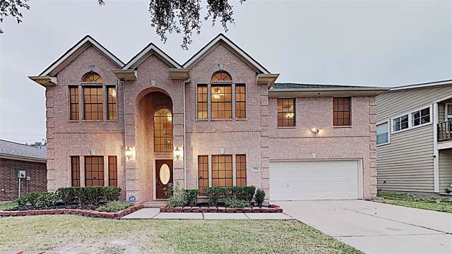 5331 Devon Green Drive, Katy, TX 77449 (MLS #24941690) :: The SOLD by George Team