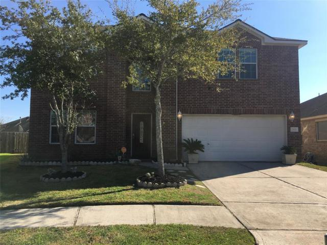 2605 Emerald Springs Court, Pearland, TX 77584 (MLS #24943100) :: Texas Home Shop Realty