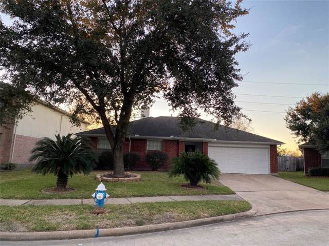 3715 Lindenfield Drive, Katy, TX 77449 (MLS #24946860) :: The Bly Team