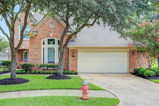 3101 Red Maple Drive, Friendswood, TX 77546 (MLS #24948815) :: The SOLD by George Team