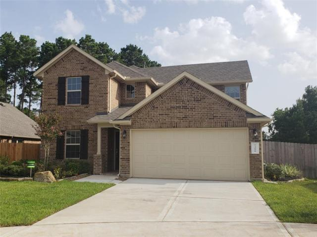 7306 Masquerade Lane, Conroe, TX 77304 (MLS #24955834) :: The SOLD by George Team