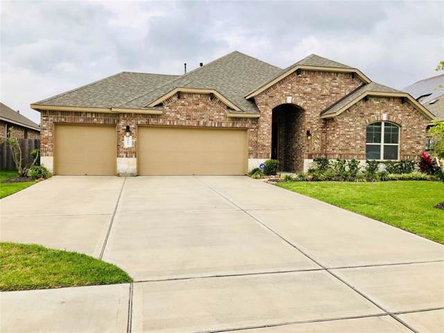 2963 Gibbons Hill Lane, League City, TX 77573 (MLS #24962379) :: The Bly Team
