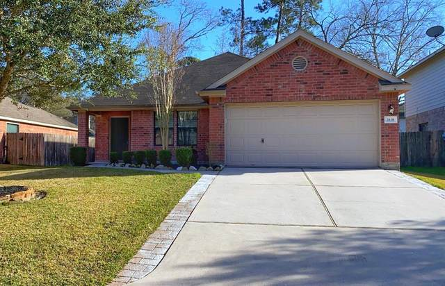 2410 Lexington Park Drive, Spring, TX 77373 (MLS #2496378) :: The Heyl Group at Keller Williams